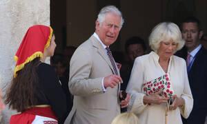Επίσκεψη του πρίγκιπα Καρόλου στο Άγιο Όρος