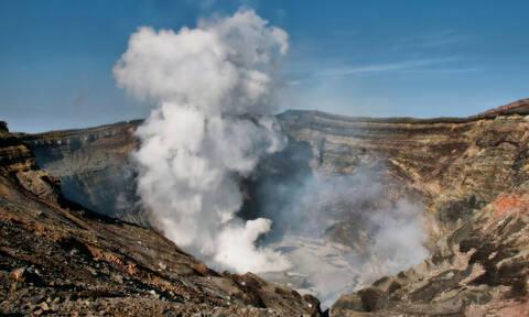 Αυτά είναι τα 5 ενεργά ηφαίστεια της Ελλάδας - Ποιο είναι πιο επικίνδυνο;