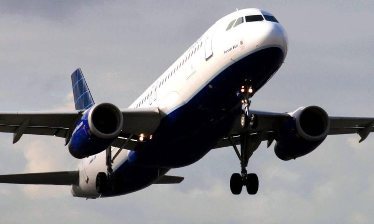 Συντριβή Boeing 767 κοντά στο αεροδρόμιο του Χιούστον στο Τέξας