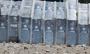 Βενεζουέλα: Τουλάχιστον 42 τραυματίες στη γέφυρα Σιμόν Μπολίβαρ