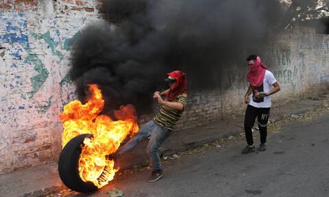 Βενεζουέλα: Ο Γκουαϊδό καλεί τη διεθνή κοινότητα να σκεφτεί «όλα τα ενδεχόμενα» - Συνάντηση με Πενς