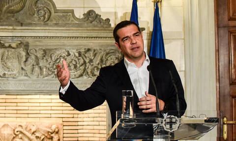 Στην πρώτη σύνοδο κορυφής ΕΕ – Αραβικού Συνδέσμου στην Αίγυπτο ο Τσίπρας