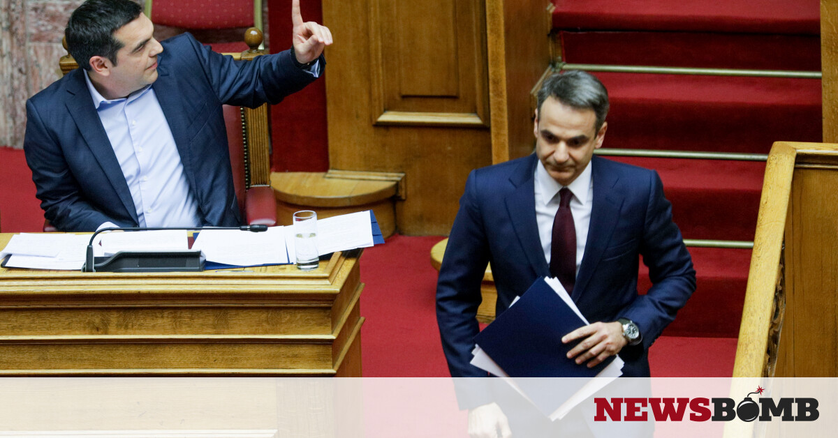 Elections 2019: What is afraid of Tsipras – Mitsotakis with