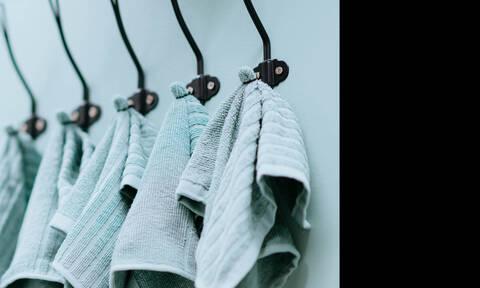 Το κόλπο για να είναι ξανά «αφράτες» οι πετσέτες σου
