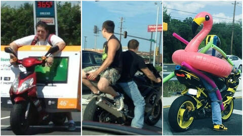 Αυτοί οι οδηγοί είναι για ΠΟΛΛA γέλια και κλάματα! (pics)
