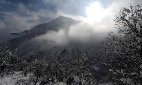 Rain, sleet and snowfall are forecast for Monday (25/02/2019)