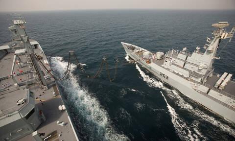 «Πρόβα πολέμου» από τους Τούρκους: Βγάζουν αρμάδα 102 πλοίων σε Αιγαίο και Μεσόγειο