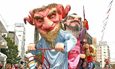 На Кипре с 28 февраля по 10 будет проходить карнавал