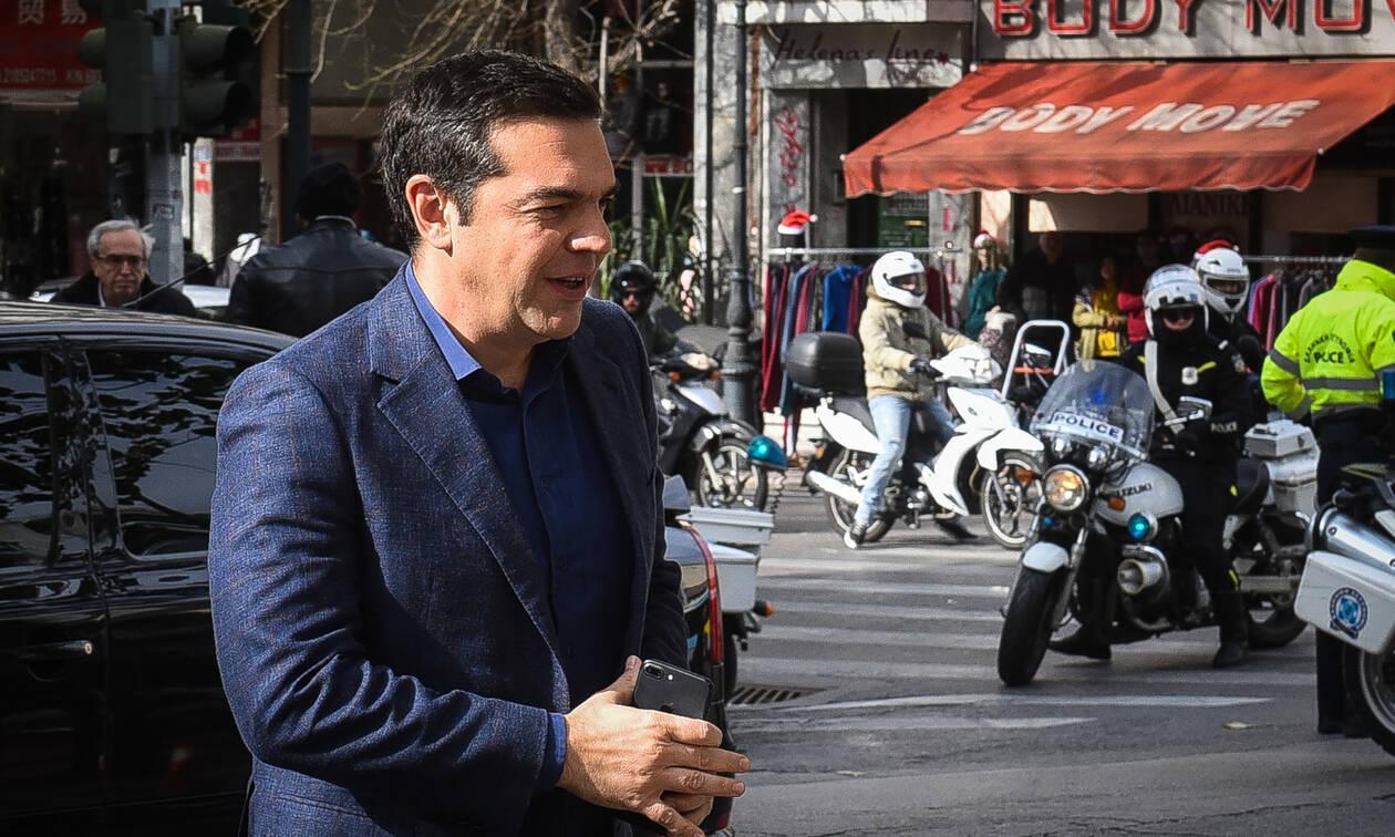 Ευρωεκλογές στο «μενού» της Πολιτικής Γραμματείας του ΣΥΡΙΖΑ την Τρίτη (26/02)