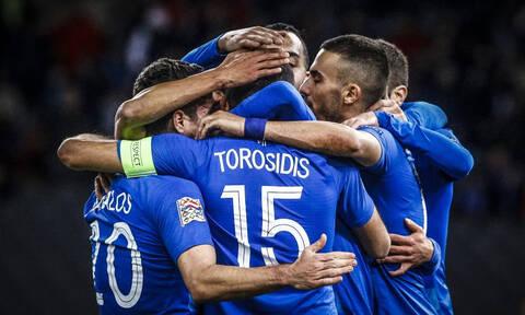 Μπάχαλο με την έδρα της Εθνικής Ελλάδας - Που θα παίξει με Ιταλία και Αρμενία