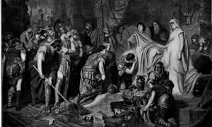 Ο γρίφος του θανάτου του Μεγάλου Αλεξάνδρου (Vid)