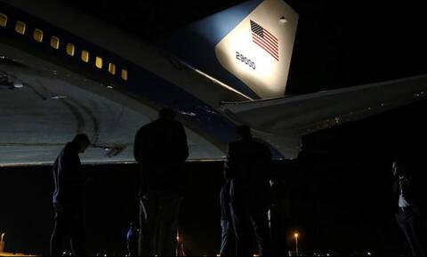 Χανιά: Γιατί το Air Force One δεν έκανε ανεφοδιασμό στη βάση της Σούδας