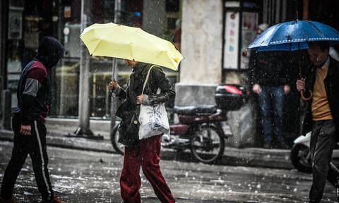 Κακοκαιρία: Συμβουλές από την Πολιτική Προστασία για τις έντονες βροχοπτώσεις και το χαλάζι