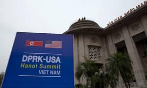 Το απόγευμα της Τετάρτης στο Βιετνάμ η πρώτη συνάντηση Τραμπ - Κιμ