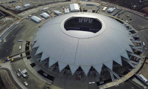 Четыре российских стадиона вышли в финал конкурса на звание лучшей арены в мире