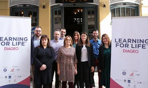 Η παγκόσμια πρωτοβουλία της DIAGEO για πρώτη φορά στην Ελλάδα