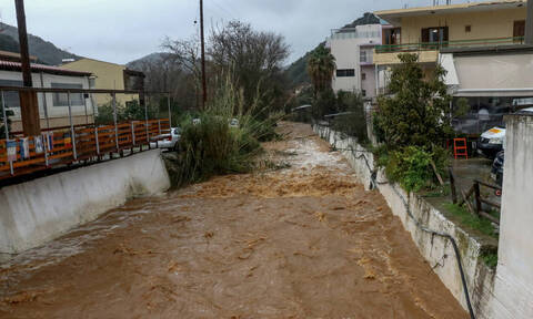 All necessary actions to be taken immediately to restore damage on Crete