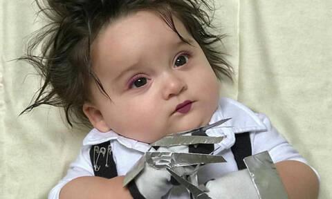 Οι πιο αστείες αποκριάτικες στολές για μωρά είναι αυτές (pics)