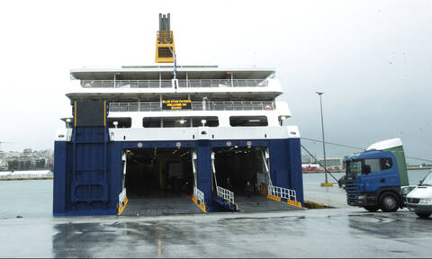 Ferry services throughout Greece mostly back to normal
