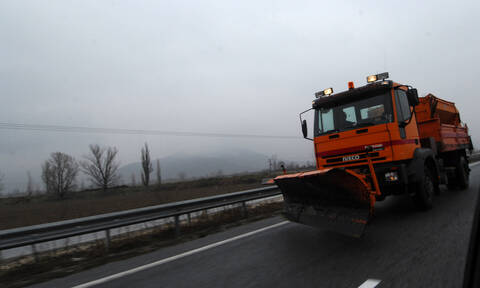 Road to Mount Parnitha reopens