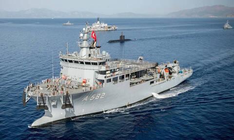 Συναγερμός στο Αιγαίο - Ξεκινάει σήμερα (27/2) η τουρκική άσκηση «Γαλάζια Πατρίδα»