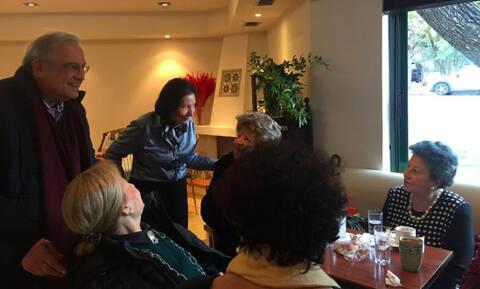 Πρωτοβουλίες κοινωνικής αλληλεγγύης από τον Γιάννη Παπαθανασίου
