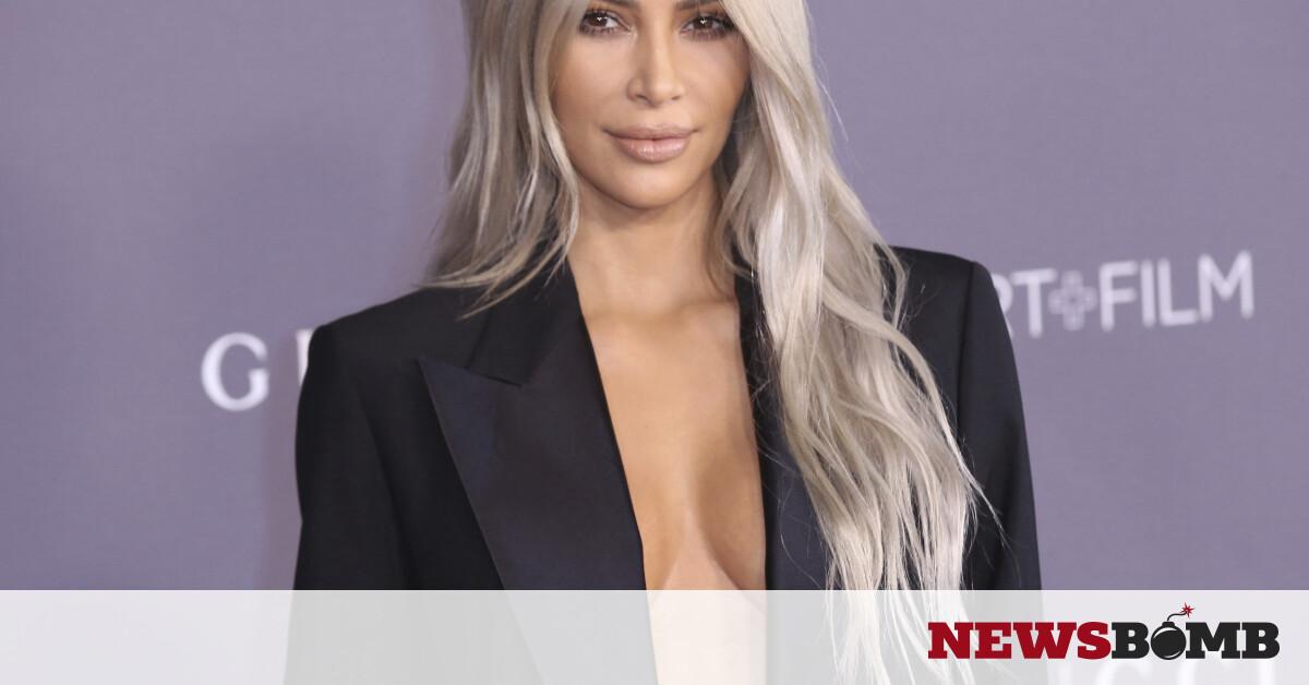 Δεκαέξι φορές που η Kim Kardashian βγήκε από το σπίτι... χωρίς ρούχα -  Newsbomb f0d96b596ef
