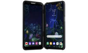 Η LG παρουσίασε δύο «επαναστατικά» smartphones στην MWC