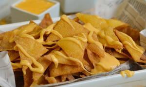 Η συνταγή της ημέρας: Nachos