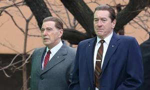 Αλ Πατσίνο, Ρόμπερτ Ντε Νίρο και Μάρτιν Σκορτσέζε: Κυκλοφόρησε το teaser του «The Irishman»