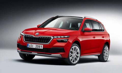 Νέο Skoda Kamiq: Αυτό είναι το καινούργιο μικρό SUV της Skoda