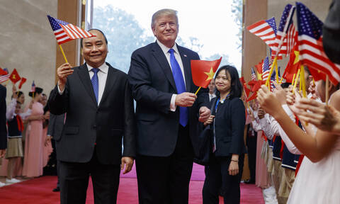 Trump and Kim to start Vietnam summit with dinner
