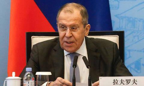 Лавров: РФ следит за попытками США создать предлог для военного вмешательства в Венесуэлу
