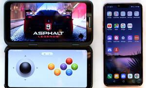 Η LG αποκαλύπτει δύο «επαναστατικά» smartphones στην MWC