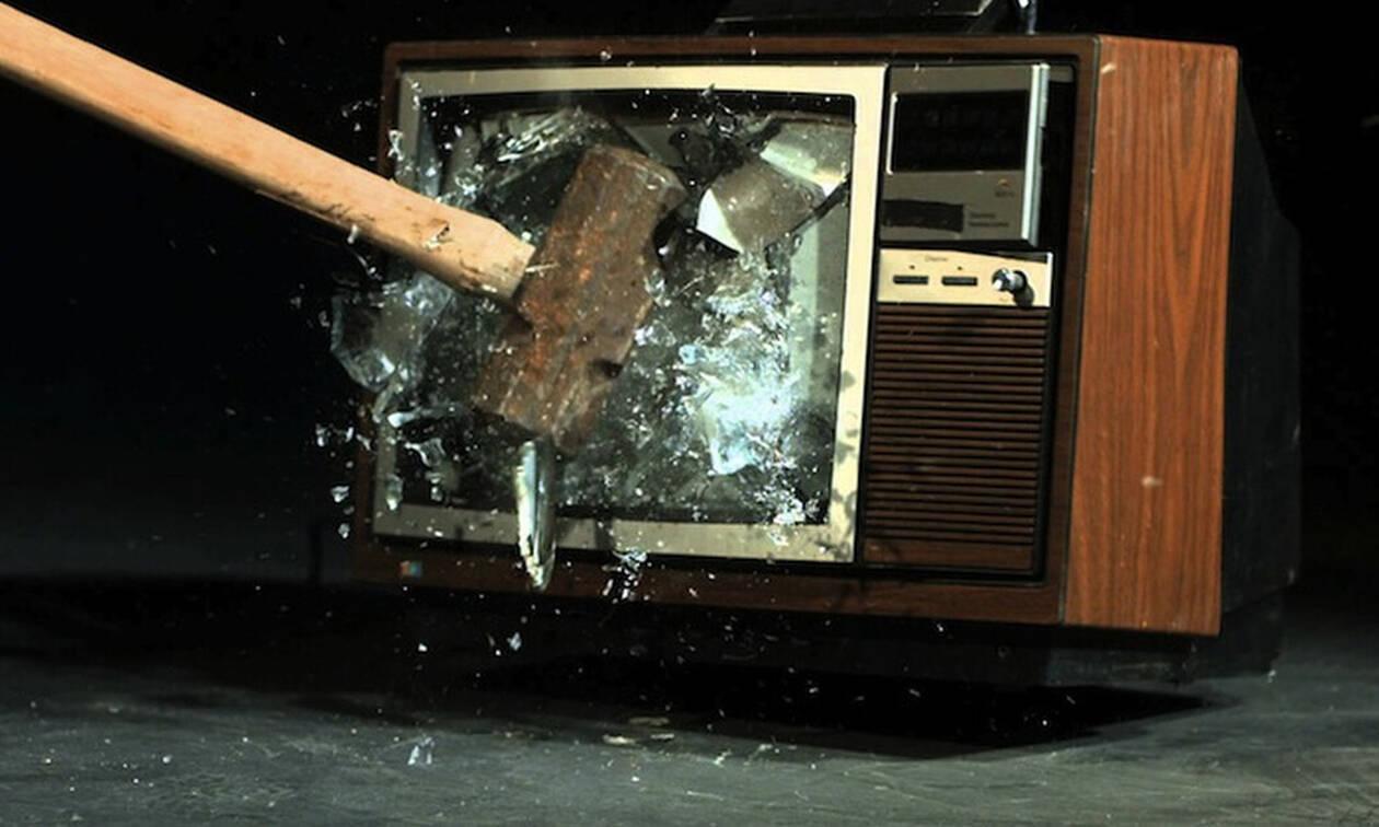 Βλέπεις τηλεόραση; Αυτή η έρευνα θα σε κάνει να MHN την ξανανοίξεις!