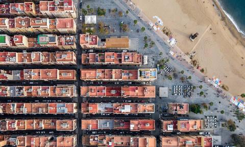 Οι 8 αεροφωτογραφίες που θα σε κάνουν να ερωτευτείς τη Βαρκελώνη!