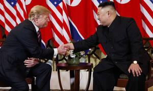 Βιετνάμ: Σε θερμό κλίμα η συνάντηση Ντόναλντ Τραμπ - Κιμ Γιονγκ Ουν