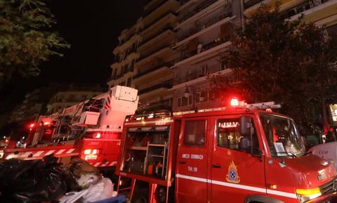 Φωτιά σε διαμέρισμα στη Βάρκιζα - Στο νοσοκομείο νήπιο χωρίς τις αισθήσεις του