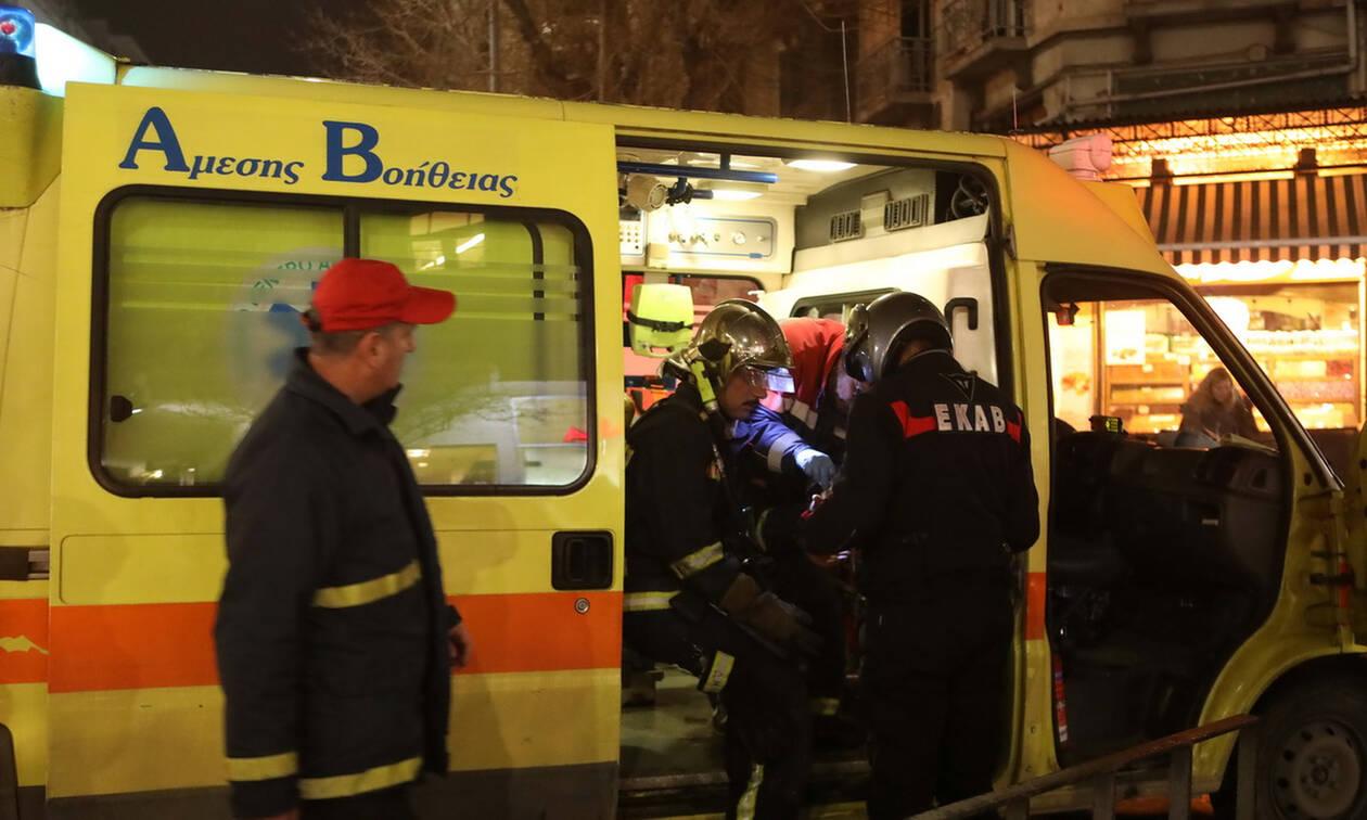 Θεσσαλονίκης: Γυναίκα έπεσε από μπαλκόνι πολυκατοικίας στις Συκιές