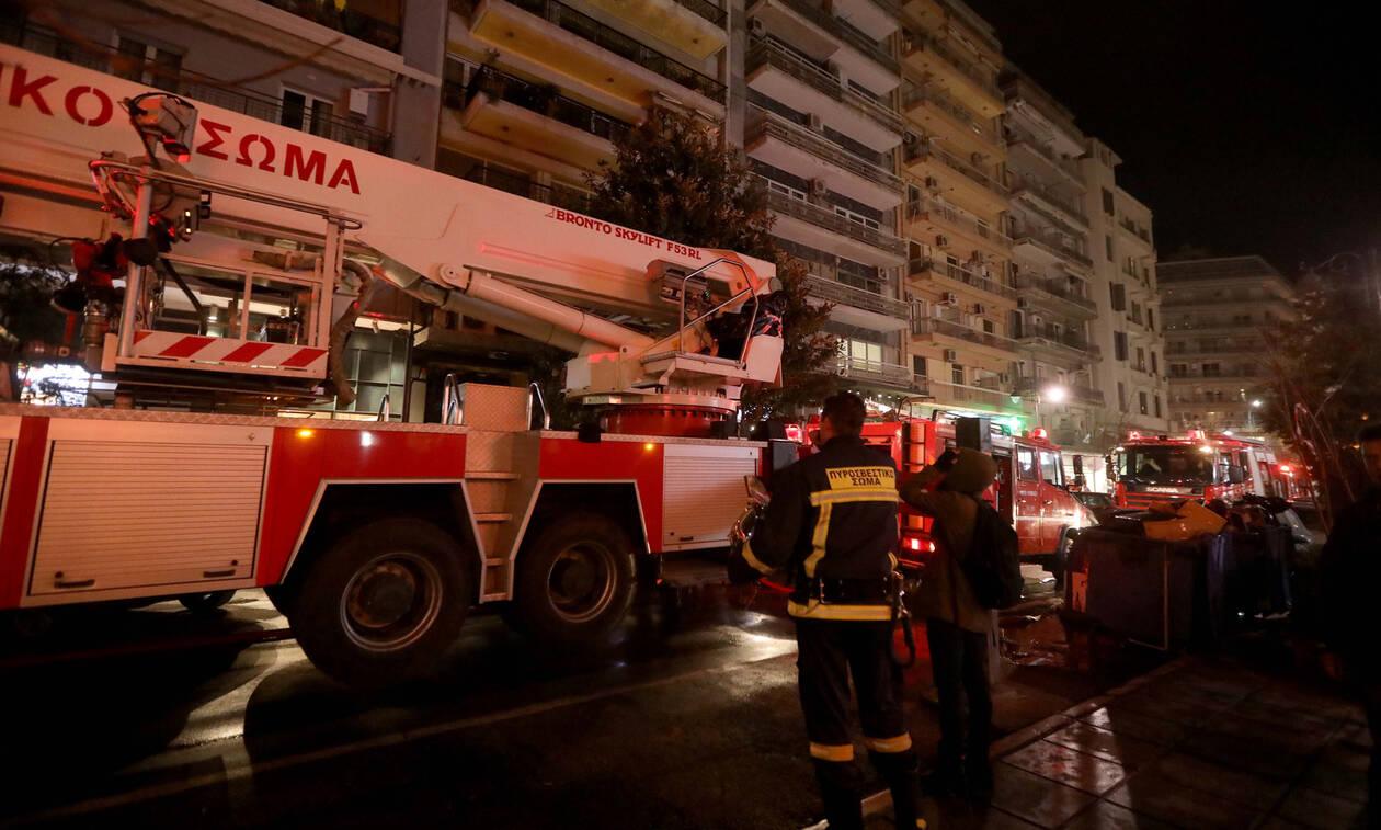 Ανείπωτη τραγωδία στη Βάρκιζα: Νεκρό βρέφος από φωτιά σε διαμέρισμα