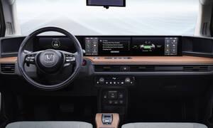 Έτσι θα είναι το ηλεκτρικό αυτοκίνητο πόλης της Honda