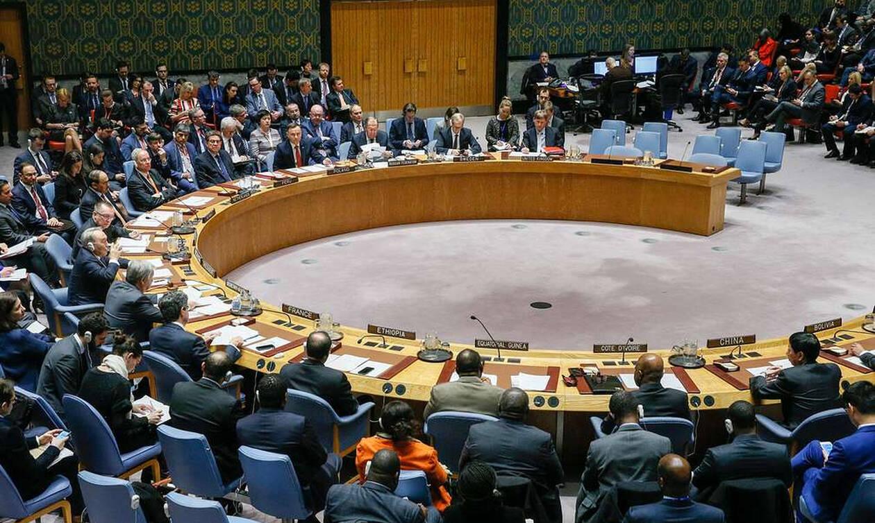 Россия внесла на рассмотрение СБ ООН свой проект резолюции по Венесуэле
