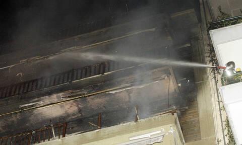 В Греции в результате пожара погиб полуторагодовалый ребенок