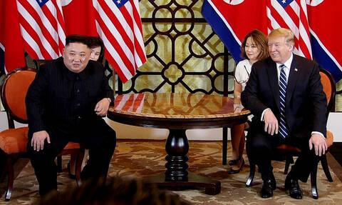 Εμπλοκή στη Σύνοδο Κιμ Γιονγκ Ουν - Τραμπ: Δεν υπήρξε συμφωνία για τα πυρηνικά