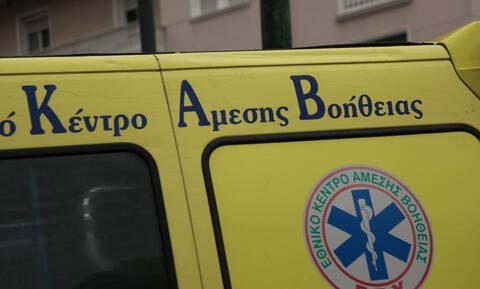 Θεσσαλονίκη: Έπεσε στο κενό από μπαλκόνι τρίτου ορόφου