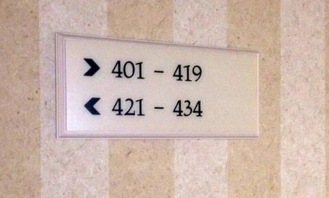 Γιατί ΚΑΝΕΝΑ ξενοδοχείο δεν έχει αυτόν τον αριθμό σε δωμάτιο;