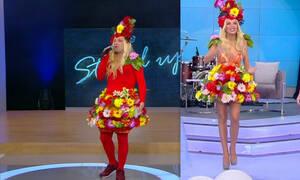 Απίστευτο τρολάρισμα! O Νίκος Μουτσινάς ντύθηκε Κατερίνα Καινούργιου !