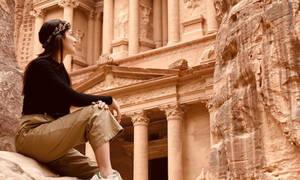 Ταξιδιωτικός οδηγός για την Ιορδανία από τη Νικολέττα Ράλλη
