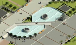 Αντίστροφη μέτρηση για τη λειτουργία του σταθμού «Κορυδαλλός» - Πώς θα είναι (pics)