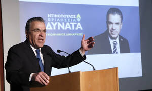 Εκλογές 2019 - Ντινόπουλος: Εκπροσωπούμε τον μέσο δημότη Βριλησσίων